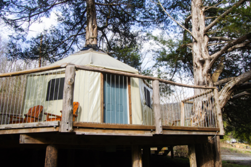 20190324 - Lost Valley AR - Tree house 24